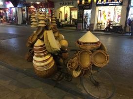 Sombreros vietnamitas
