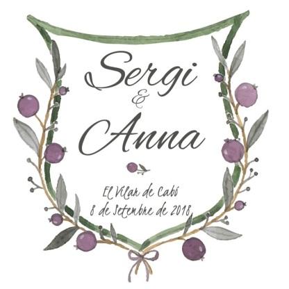 Boda Sergi Anna