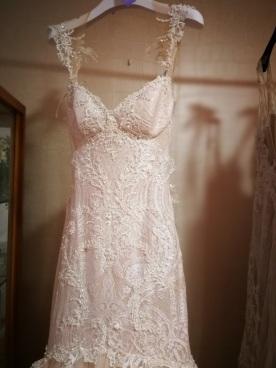 Vestido Galia Lahav