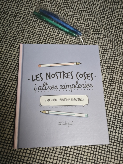 Libro Mr Wonderful