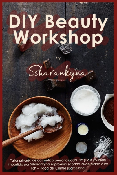 Diy Beauty Workshop Barcelona