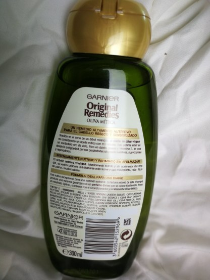 Original remedies oliva
