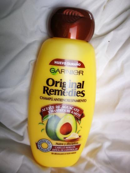 Original remedies aguacate y karité