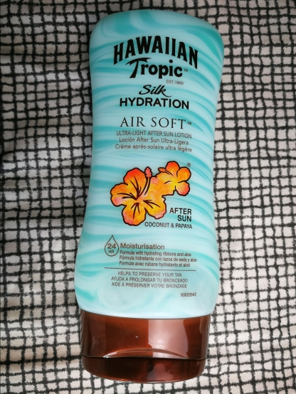 after sun hawaiian tropic