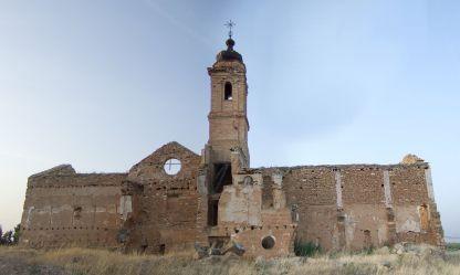 Maella_-_Priorato_Santa_Susana_-_Vista_general