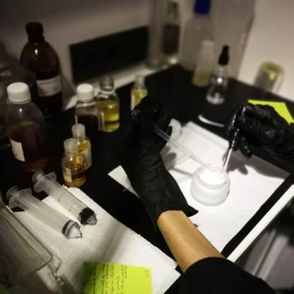 Formulación de cosmética personalizada